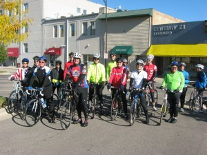 Tuesday Bike Ride - 5:00 p.m. @ Parking lot of Beloit Bicycle Co. | Beloit | Wisconsin | United States